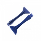 Ojade best-128 special disassembling tool crowbar for mobile phone iphone - blue (2 pcs)