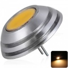 Sencart G4 COB 1SMD LED Bulb, Car Marine RV Camper Home Lamp Spot Light - Warm White / DC12V