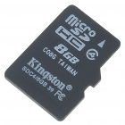 Designer's Micro SDHC TF Memory Card - 8GB (Class 4)
