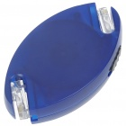 Compact Retractable Male to Male RJ45 Ethernet LAN Cable - Blue (2.0M-Length)