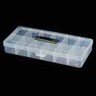 DIY Parts Organizer Toolbox (12 Configurable Sections)