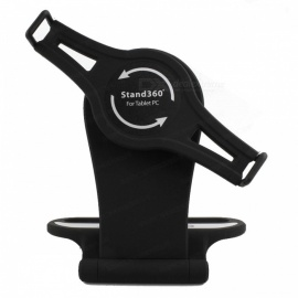 OJADE 360 Degree Revolving Universal Lazy Telescopic Folding Desktop Bracket Holder for IPAD, Tablet Pc