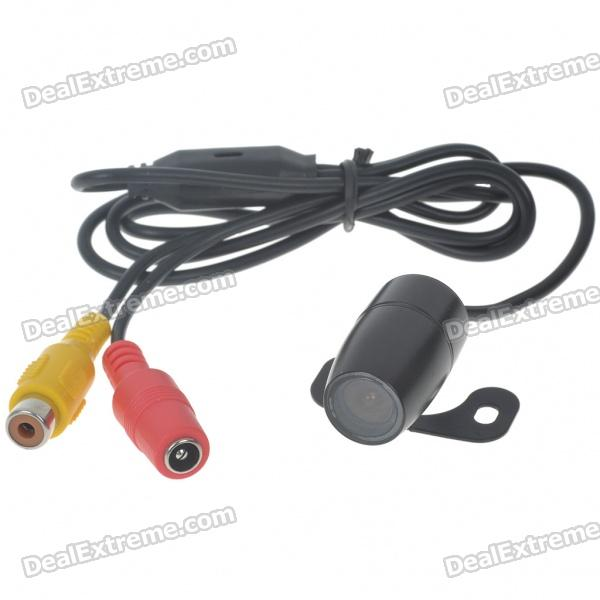 E303 Compact Vehicle Rear Sight Waterproof Video Camera (DC 12V/NTSC)
