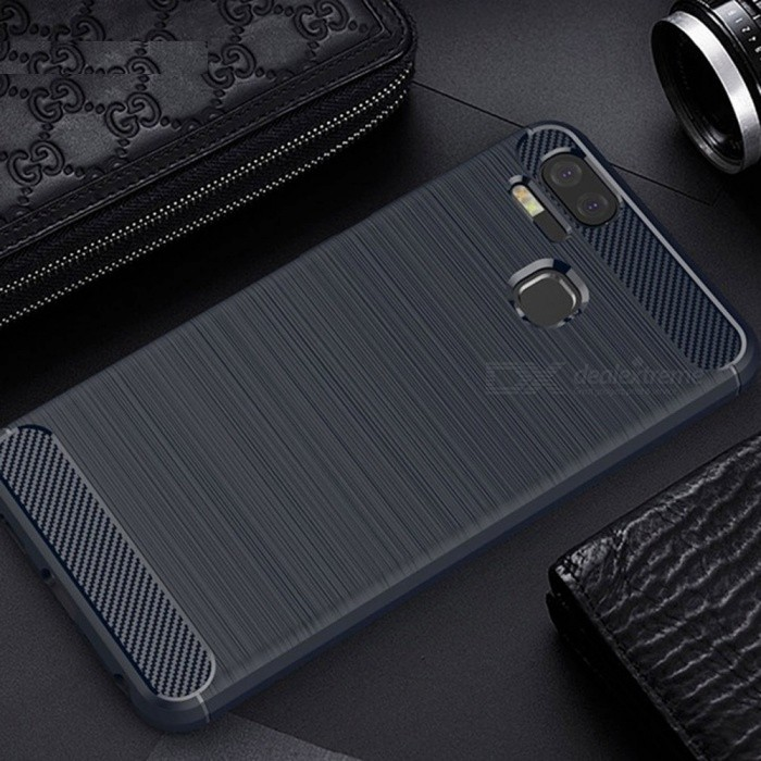 Naxtop Wire Drawing Carbon Fiber Textured TPU Brushed