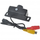 E350 Vehicle Rear Sight Waterproof Video Camera with 7-LED Night Vision (DC 12V/NTSC)