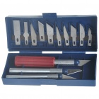 Multifunctional Precision Steel Knife Set (13-Piece Set)