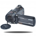"10MP CMOS HD 1080P Digital Video Camcorder w/ 12X Optical Zoom/SD Slot/HDMI (3.0"" Touch LCD)"