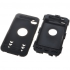 Protective Impact Defender Housing Case for Ipod Touch 4 - Black