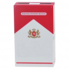 Compact Cigarette Case Style Portable Digital Scale - 100g/0.01g (1*CR2032)