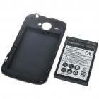 3.7V 3000mAh High Capacity Battery Pack with Back Cover for HTC G8 Wildfire