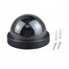 Realistic Dummy Decoy Security Camera with Blinking LED (2*AA)