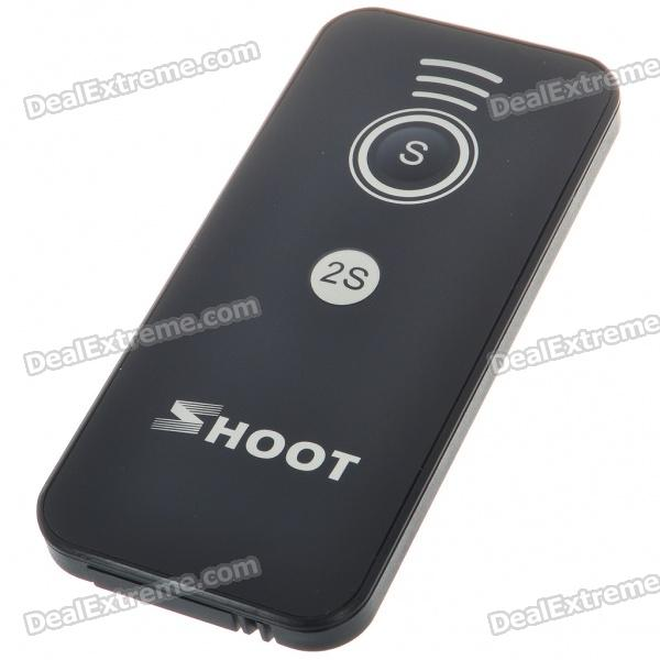 Wireless IR Remote Control for Sony A230/A330/A450 + More (1*CR2025)