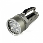 AIBBER TONE 6x CREE XM-L2 LED Scuba Diving Flashlight, Waterproof Underwater 100m Light Torch