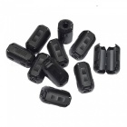 Zhaoyao 7mm diameter cord ferrite core noise suppressor filters (10 pcs)