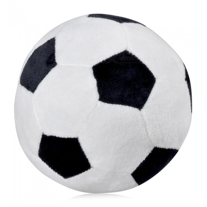 Toys & Hobbies Useful 20 Cm Football Shape Stuffed Doll Mascot Ball Soccer Plush Toy Kids Baby Gift New