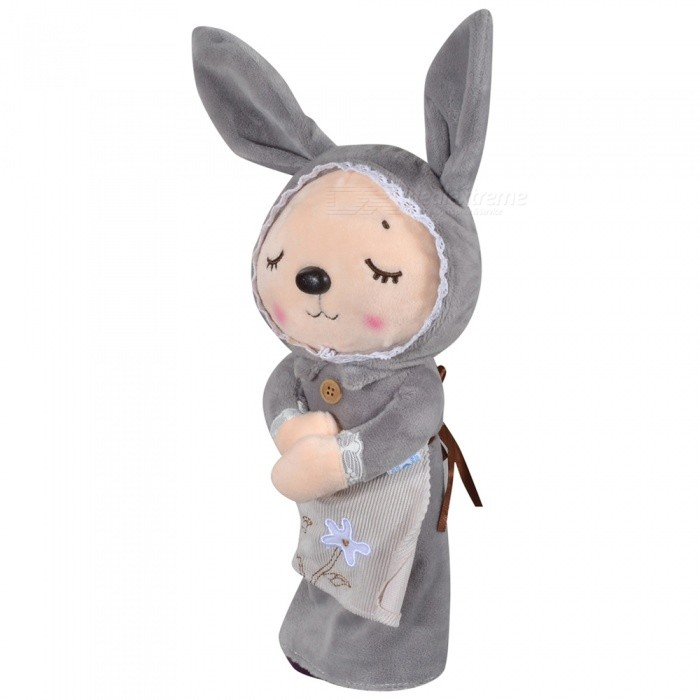 b454566a8 35cm 13.8 Inches Girls Rabbit Style Doll Soft Plush Stuffed Toys for ...
