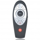 USB 2.4GHz RF Wireless Presenter Trackball Mouse with Laser Pointer (2*AAA)