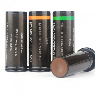 3Pcs Outdoor Tactical Camouflage Oil