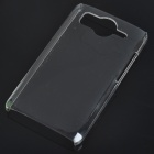 Protective Crystal Backside Case for HTC Desire HD