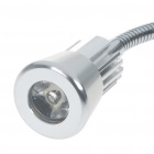 3W 170lm LED 6500K Cold White Light Flexible Neck Spot Lamp (85~265V)