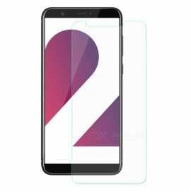 ENKAY 2.5D Tempered Glass Screen Protector for Huawei P Smart, Enjoy 7S - Transparent
