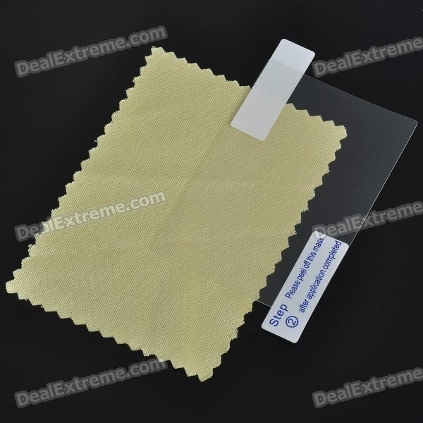 Screen Protector/Guards + Cleaning Cloth for Sony Ericsson X8