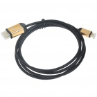 Gold Plated 1080P Mini Diplayport Male to HDMI Shielded Connection Cable (1.4M-Length)