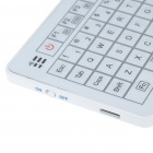 73-Key Mini Rechargeable Bluetooth V2.0 Wireless Keyboard for Android/Windows/Symbian/Ipad/Iphone