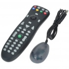 Wireless Multimedia Infrared IR Remote Controller with USB Receiver for PC (2*AAA)