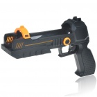 Precision Shooting Equipment Gun Pistol with Buttstock Adapter for Motion Controller PS3 Move