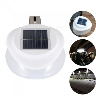 YouOKLight Solar Charging Light Sensor Wall Lamp, LED Light for Courtyard Garden Road Outdoor Lighting