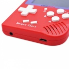 "2.4"" TFT Mini Handheld Game Playing Console - Red"