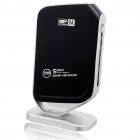 Network Gigabit USB 2.0 Server with Hub Support for Printer/USB HDD/Web Camera/USB Speaker