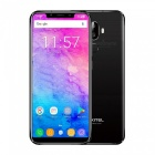 "OUKITEL U18 5.85"" 21:9 Full Display Face ID MT6750T Octa-Core Mobile Phone with 4GB RAM, 64GB ROM - Black"