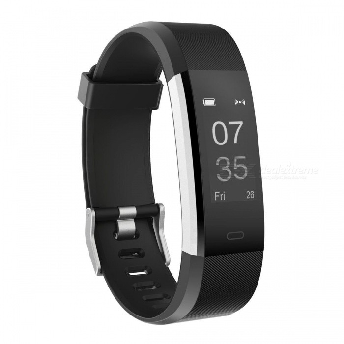 Measy ID115Plus Smart Bracelet with Heart Rate Monitor ...