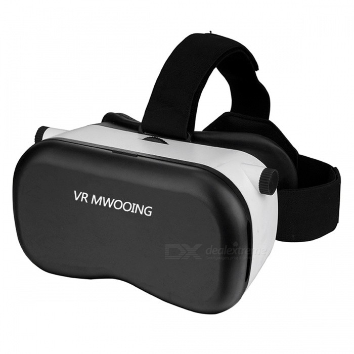 Portable Head-Mounted VR Glasses�� Virtual Reality 3D Glasses for IPHONE�� Samsung and Other Smart Phones