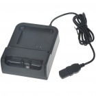 USB/AC Battery Charging Dock Cradle and Power Adapter for HTC Desire HD (100~240V)