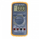 DT-5811 LCD Handheld Digital Multimeter for Home and Car - Gray
