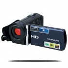 5.0MP CMOS 720P HD Digital Video Camcorder w/ 16X Digital Zoom/HDMI/AV/SD (3.0