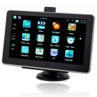 "7.0"" TFT LCD Win CE 5.0 MT3551 468MHZ CPU GPS Navigator w/ Bluetooth & USA/Canada Maps 4GB TF Card"