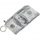 Funny US Dollar Style Small Cloth Pouch Bag