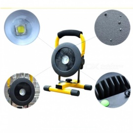 ZHAOYAO 30W CREE XM-L L2 LED Portable Floodlight Work Light for Fishing Camping Emergency Use