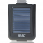 2400mAh Solar Powered Rechargeable External Battery with USB Data Cable for Iphone 4