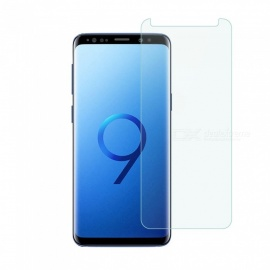 Dayspirit Tempered Glass Screen Protector for Samsung Galaxy S9