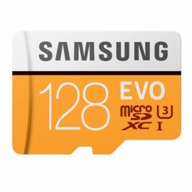 Samsung 100MB/s MicroSD EVO Memory Card 256GB MicroSDXC UHS-I U3 TF Card with Adapter