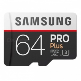 Samsung MicroSDHC PRO Plus Memory Card 32GB Class 10 USH-1 U3 Micro SD Memory Storage TF Card with Adapter