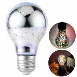 YouOKLight E26 E27 Novelty 3D LED Fireworks Light Bulb Vintage Atmosphere Decorative Christmas Holiday Bulb Light, AC 85-265V