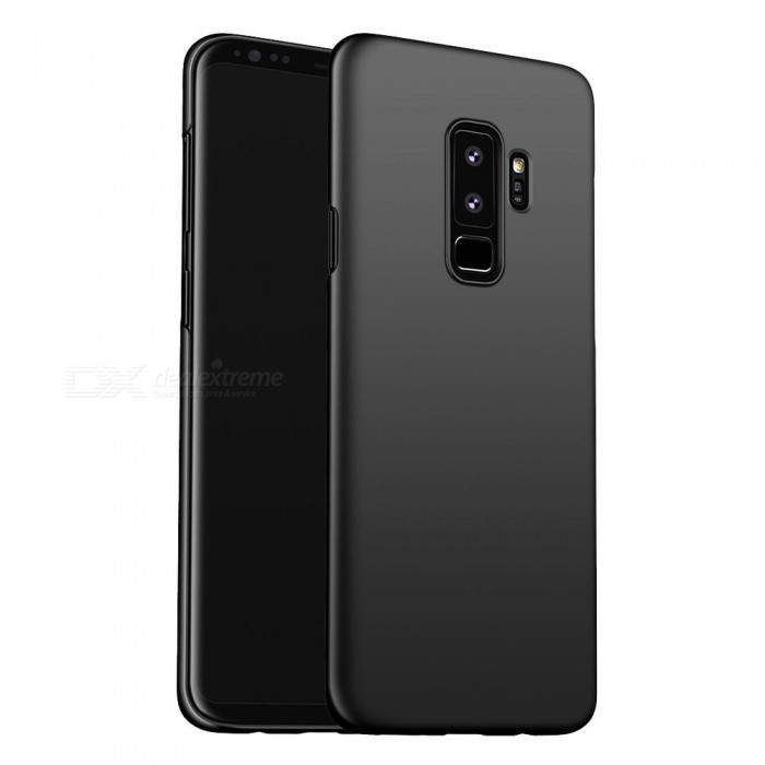 Naxtop PC Hard Protective Back Case for Samsung Galaxy S9+ - BlackPlastic Cases<br>ColorBlackModelN/AMaterialPCQuantity1 pieceShade Of ColorBlackFeaturesAnti-slip,Dust-proof,Shock-proof,Abrasion resistanceCompatible ModelsSamsung Galaxy S9+Packing List1 x Case<br>