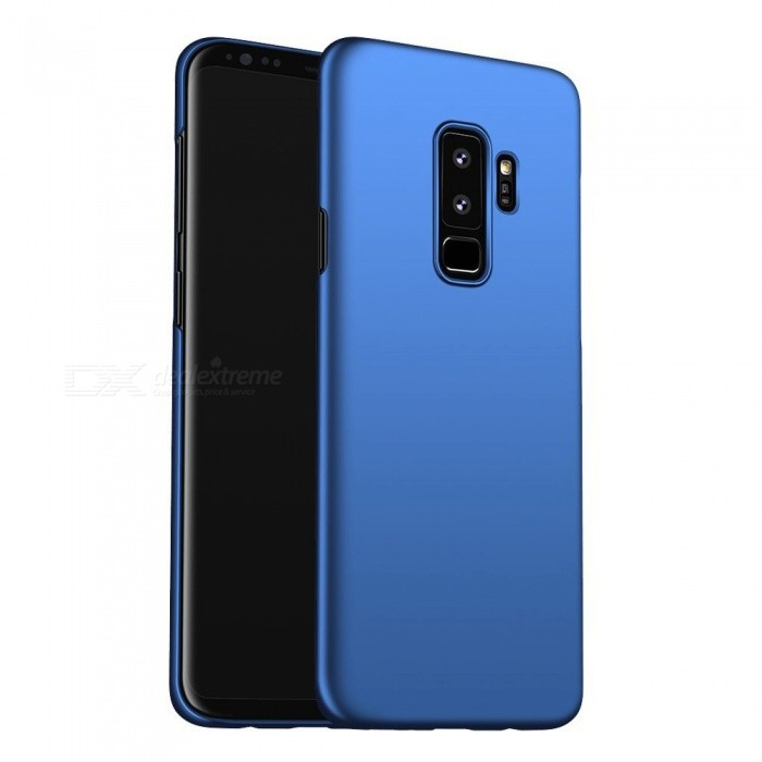 Naxtop PC Hard Protective Back Case for Samsung Galaxy S9+ - BluePlastic Cases<br>ColorBlueModelN/AMaterialPCQuantity1 pieceShade Of ColorBlueFeaturesAnti-slip,Dust-proof,Shock-proof,Abrasion resistanceCompatible ModelsSamsung Galaxy S9+Packing List1 x Case<br>