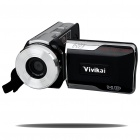 "5.1MP CMOS Digital Video Camcorder w / 8X Digital Zoom / SD Slot (3,0 ""TFT LCD)"